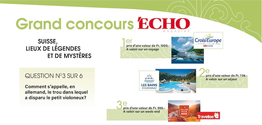 concours echo