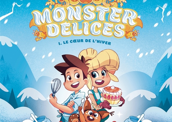 BD: Monster Délices